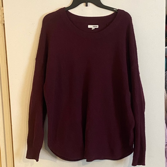 Sonoma Maroon Sweater